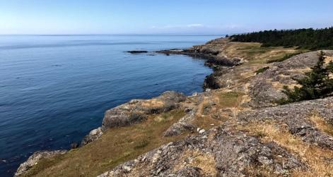 Iceberg Point on San Juan's Lopez Island
