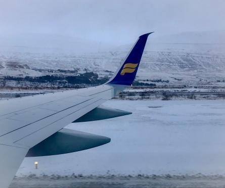 Iceland Air Akureyri airport
