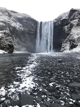 Skogafoss South Iceland