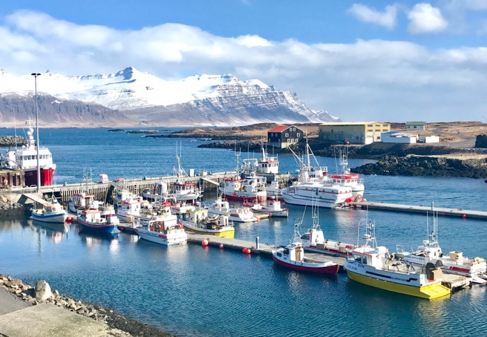 Djúpivogur town East Iceland
