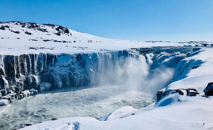 Dettifoss Selfoss Iceland