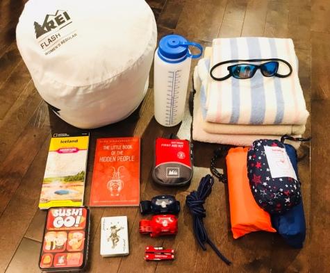 spring-iceland-packing list-gear-campervan