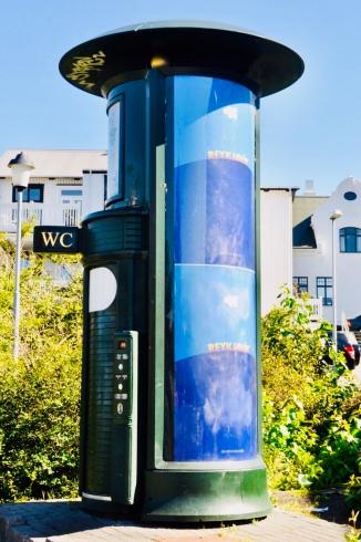 Reykjavik Public Toilet